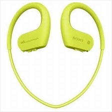 SONY 4GB SPORT BLUETOOTH MP3 PLAYER (NW-WS623/GM) LIME GREEN