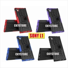 Sony Xperia L1 Tough ARMOR KICKSTAND Case