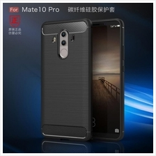Ultra Slim Rugged Carbon Fiber Design TPU Huawei Mate 10 Pro case