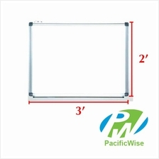 Non-Magnetic Whiteboard 2' x 3'