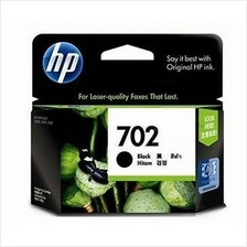 Original HP 702 ( CC660AA ) Black Ink Cartridge