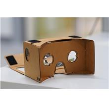 Google VR Cardboard Virtual Reality Headset 3D Glasses