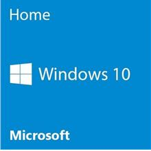 MICROSOFT Windows 10 HOME SINGLE LANGUAGE OEM 32/64BIT (KU9-00011)
