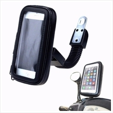 Bike Bicycle Motorcycle Waterproof Phone Case bag with Mount Holder 2