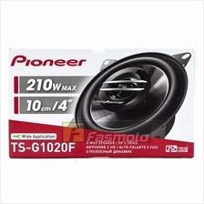 "Pioneer TS-G1020F 4"" (10cm) 2-way Coaxial Speakers 30W RMS"