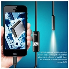 7mm Lens Endoscope Camera Micro USB Phone/PC For Android