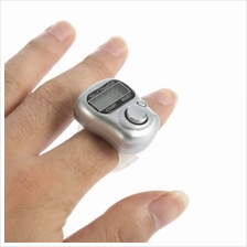 Digit Mini LCD Electronic Digital Golf Finger Hand Ring Tally Counter