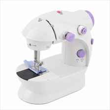 Multifunction Electric Mini Sewing Machine Household Desktop With LED