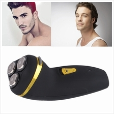 Triple-Head Rechargeable Men's Cordless Rotary Electric Shaver Razor