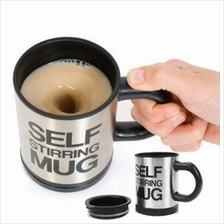 Automatic Mixing coffee Tea cup Lazy Self strring mug button Pressing