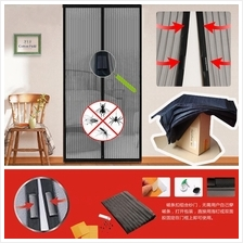 Mesh Insect Fly Bug Mosquito Door Curtain Net Netting Mesh Screen Magn..
