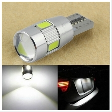 HID White CANBUS T10 W5W 5630 6-SMD Car Auto LED Light Bulb Lamp 194