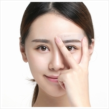 3pcs Grooming Shaping Assistant Template Eyebrow Drawing Card Brow Mak..