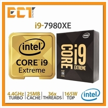 Intel Core i9-7980XE Desktop Processor (4.20Ghz, 24.75MB SmartCache, 3
