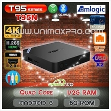 T95N S905X Quad Core Android 6 1GB 2GB RAM 8GB 16GB ROM TV Box IPTV