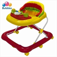 Bubbles Baby Walker Sunny Red (BUB0512)