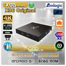 X96 S905X Quad Core Android 6 1GB 2GB RAM 8GB 16GB ROM TV Box IPTV