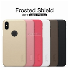 Apple iPhone X XS Max XR Nillkin Super FROSTED Hard Back PC Cover Case