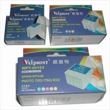 Epson  WPT CMYK compatible ink Stock Clearance