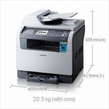 CLX3160FN used SAMSUNG Laser Printer