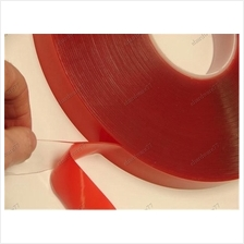 Transparent Double Sided Acrylic Foam Tape 10mm (A1010)
