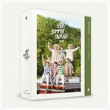 KPOP BANGTAN BOYS BTS - 2017 BTS SUMMER PACKAGE VOL.3 196p Photobook+M