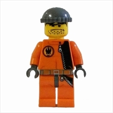 LEGO 2008 Racers Hot Rod Driver Mini Figure