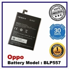 100% Genuine Original Oppo Battery BLP557 Oppo N1 N1T N1W Battery