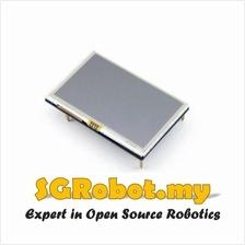 HDMI 5 inch 800x640 TFT LCD Touch Screen Monitor ,Raspberry Pi B+ 2B 3