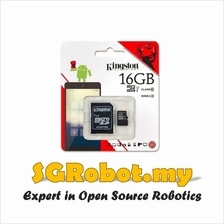 Kingston 16GB MicroSD Card Class 10 For Raspberry Pi