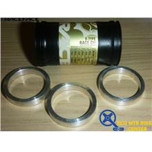RACEFACE 83mm to 73/68mm Bottom Bracket Retrofit
