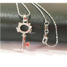 Girl's Necklace - Hello Kitty Designs 1
