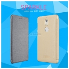 Nokia 7 Nillkin SPARKLE Leather Slim Smart Cover Auto Sleep Cover Case
