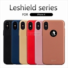 Apple iPhone X Lenuo Exact Fit Ultra Slim Full Hard Back Cover Case