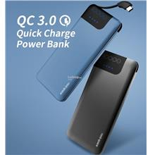 rock space P40 QC3.0 Fast Charger Power Bank)