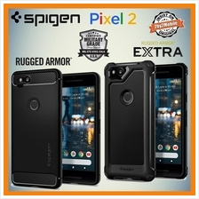 Original Spigen Rugged Armor / Extra Google Pixel 2 / XL case cover