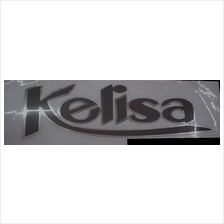 Kelisa Rear Original Sticker Emblem