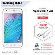 Samsung Galaxy J1 Ace 2016 J110G Tempered Glass Protector 9H Hardnes