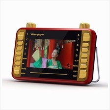 Radio - MP4 Kids Learning LCD Player 4.3 Inch Mini Portable TV Malaysi