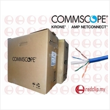 AMP COMMSCOPE CAT6 UTP NETWORK CABLE 305M 1BOX (9-1427200-6)