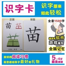 Pre Order Chinese Words Direct Reflection Flash Card(2 weeks delivery)