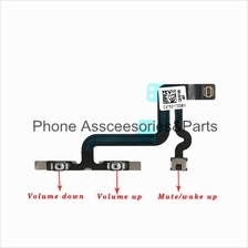 New Volume Control Mute Button Mic Flex Cable for iPhone 6/6+/6S/6S +