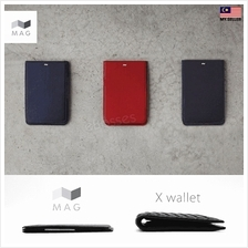 AMG Men''s Unique Ultra-Thin Money Clip Card Holder Mini Wallet
