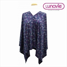 Lunavie Breastfeeding / Nursing Cover (FPR-Floral Print)