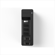 # NZXT Internal USB Hub IU02 # Black Color