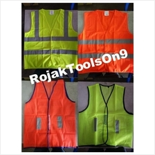 Fluorescent Yellow/Orange Safety Vest for bikers/outdoor workers
