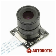 NOIR Camera Board /w CS mount Lens compatible /w official Raspberry Pi