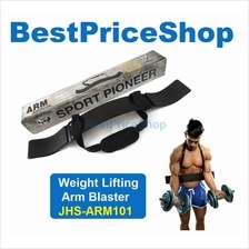 Gym Grade Weight Lifting Arm Blaster Bicep Muscle Training Exerciser