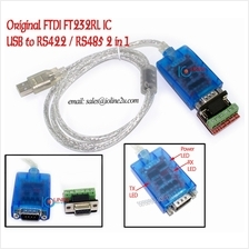 FTDI FT232 USB to RS485/RS422 Converter Windows XP/7/8/10 Most Stable FT232RL