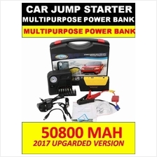 [PROMO]NEW ORI 50800mAh Car Jump Jumper  Starter Laptop Power Bank)